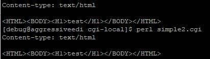 Penyertaan Peraduan #3 untuk cgi script error may need to have perl module configured or installed