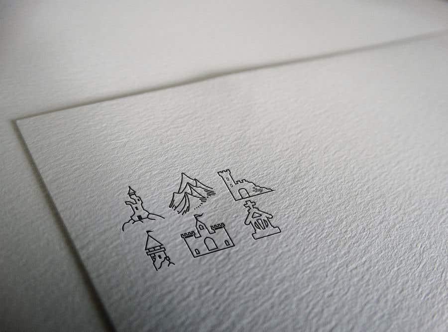 Конкурсная заявка №8 для icons for fantasy map