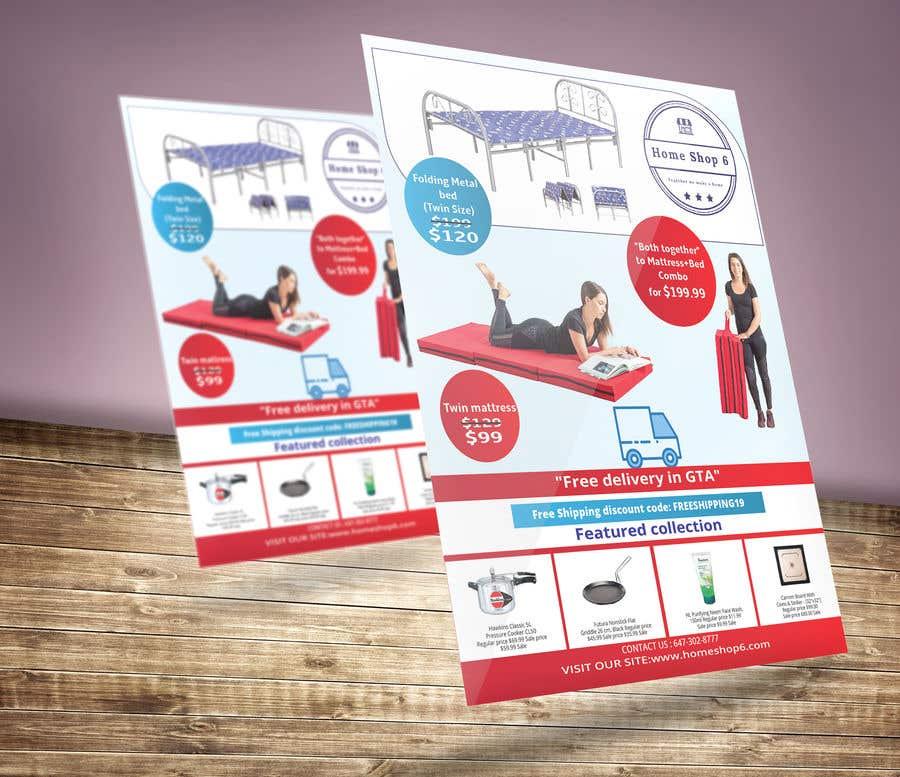 Proposition n°40 du concours Build me a Product Flyer