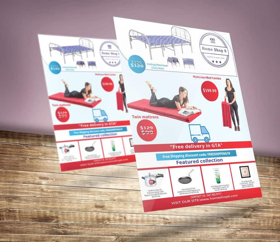 Proposition n°42 du concours Build me a Product Flyer