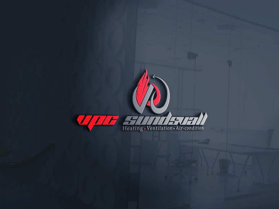 Конкурсная заявка №78 для Design a logo for a HVAC company