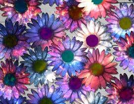 #47 untuk CREATE A GALAXY FLOWER PATTERN oleh Mwooo