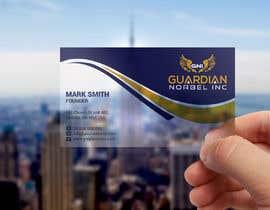 #588 для Business Card Design от moslehu13