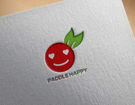 "Nro 49 kilpailuun I need a logo fun and outdoorsy something both male and females would like to wear on cap, etc my sports brand name ""Paddle Happy"" käyttäjältä Faydul"