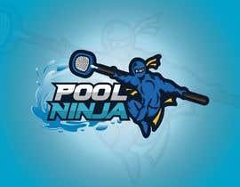 #46 для Design a Business logo - Pool Ninja от nurallam121