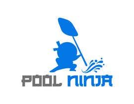 Nro 20 kilpailuun Design a Business logo - Pool Ninja käyttäjältä geraldalberca