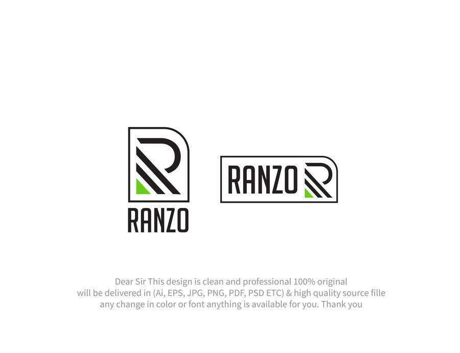 """Intrarea #668 pentru concursul """"Ranzo Logo"""""""