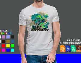 #21 for Graphic designer for t shirt af sajeebhasan177