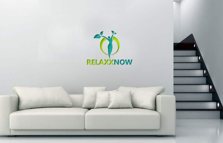 Kilpailutyö #192 kilpailussa RELAXXNOW Logo Design