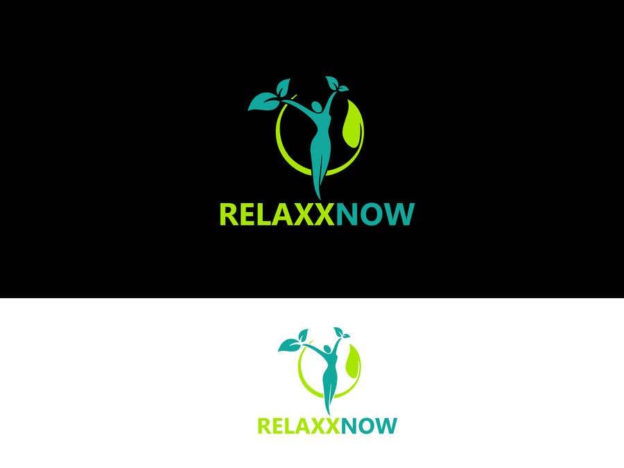 Kilpailutyö #193 kilpailussa RELAXXNOW Logo Design