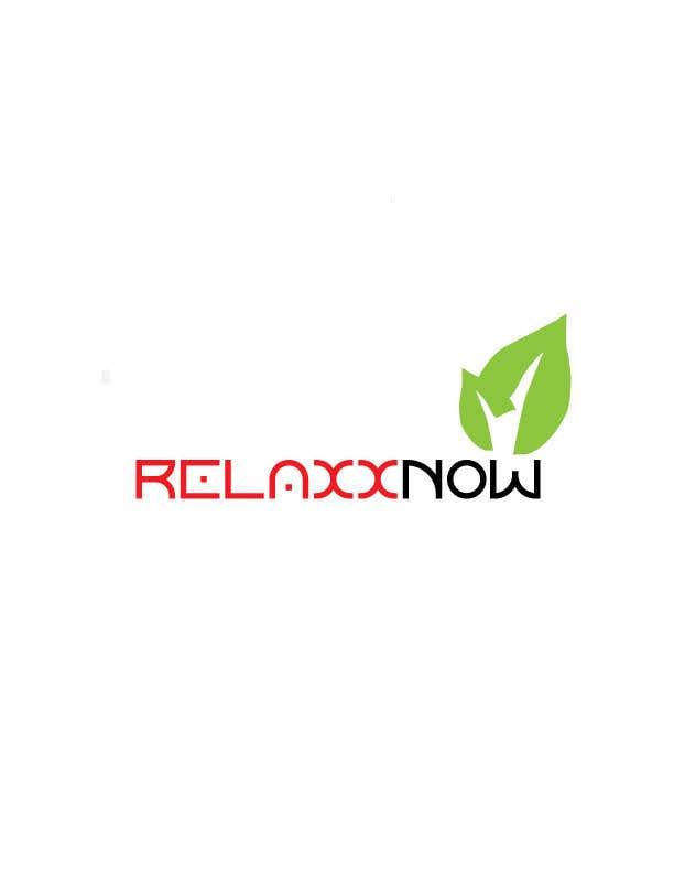 Kilpailutyö #311 kilpailussa RELAXXNOW Logo Design