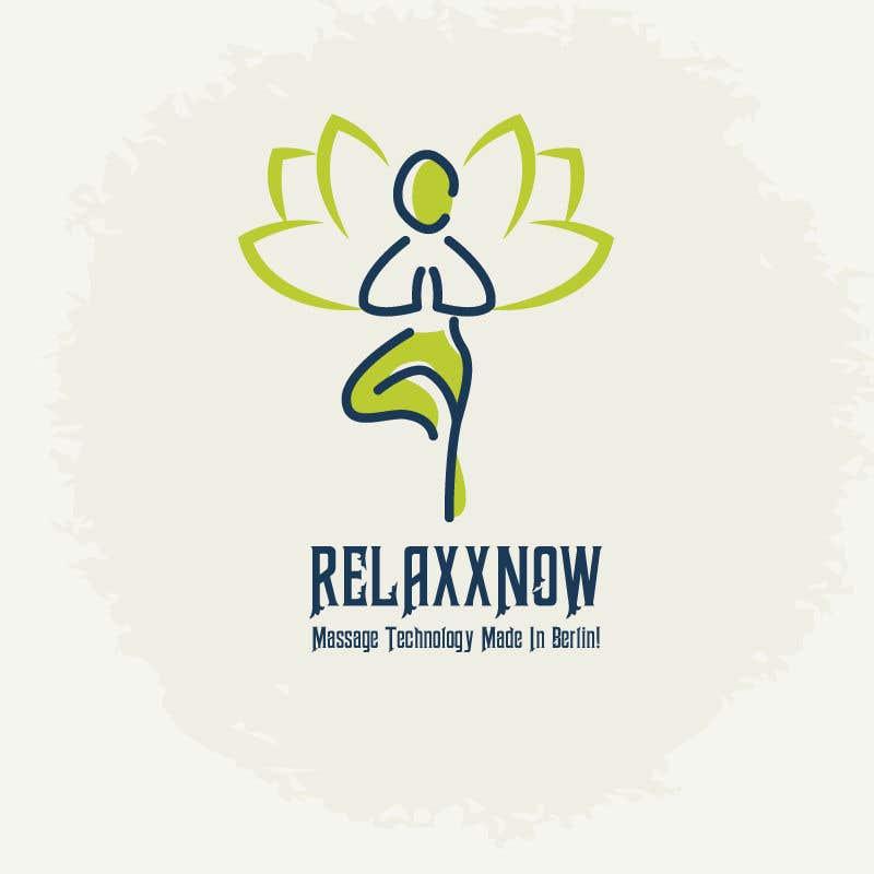 Kilpailutyö #260 kilpailussa RELAXXNOW Logo Design