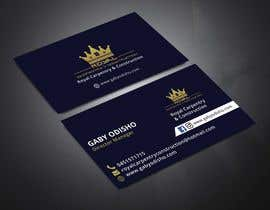 #207 for Create me BUSINESS CARDS by alimon2016