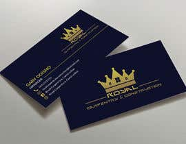 #197 for Create me BUSINESS CARDS by mdhafizur007641