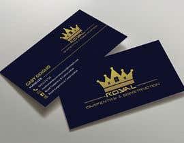 #197 for Create me BUSINESS CARDS af mdhafizur007641