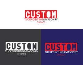 #22 для Logo for masonry & tuckpointing company от sakilbehance