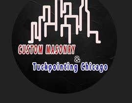 #31 для Logo for masonry & tuckpointing company от eslamayman12