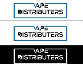 #160 for Logo Design - Vape Distributors af aryanarif0902