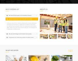 nº 5 pour Wordpress website for machinery business par ahmedshafiqqq
