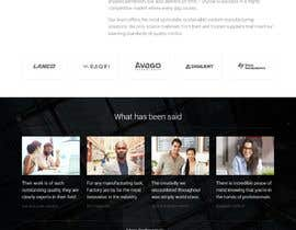 nº 8 pour Wordpress website for machinery business par farabiislam888