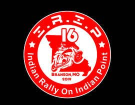 #17 for Design a motorcycle rally patch by KLTP