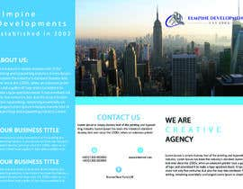 #51 for Corporate Brochure For Screen and Print - Urgent Requirement. af Pobitro111