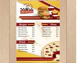 #30 for Design a menu based on the current developed website design by hamzaikram313