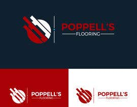 #104 for Poppell's Flooring logo by star992001