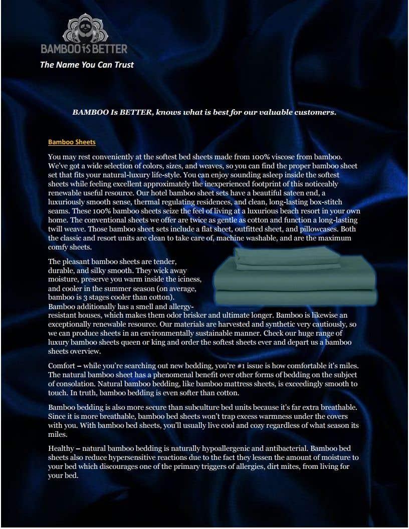 Penyertaan Peraduan #6 untuk Writer for magazine ad