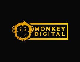 #56 untuk Create a logo for Monkey Digital oleh MDavidM