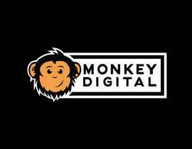 #59 untuk Create a logo for Monkey Digital oleh MDavidM