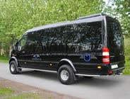Graphic Design Entri Peraduan #598 for Develop Corporate Identity Charter Bus Shuttle Company