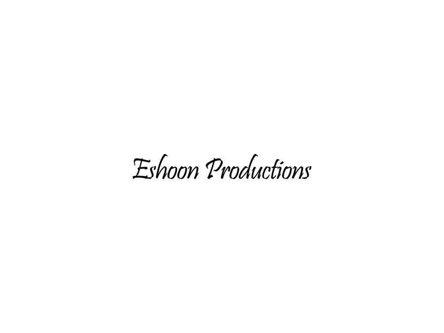 "Penyertaan Peraduan #35 untuk I need a logo designed. ""Eshoon Productions "" Details ( Music , Entertainment & Event planning Company )"