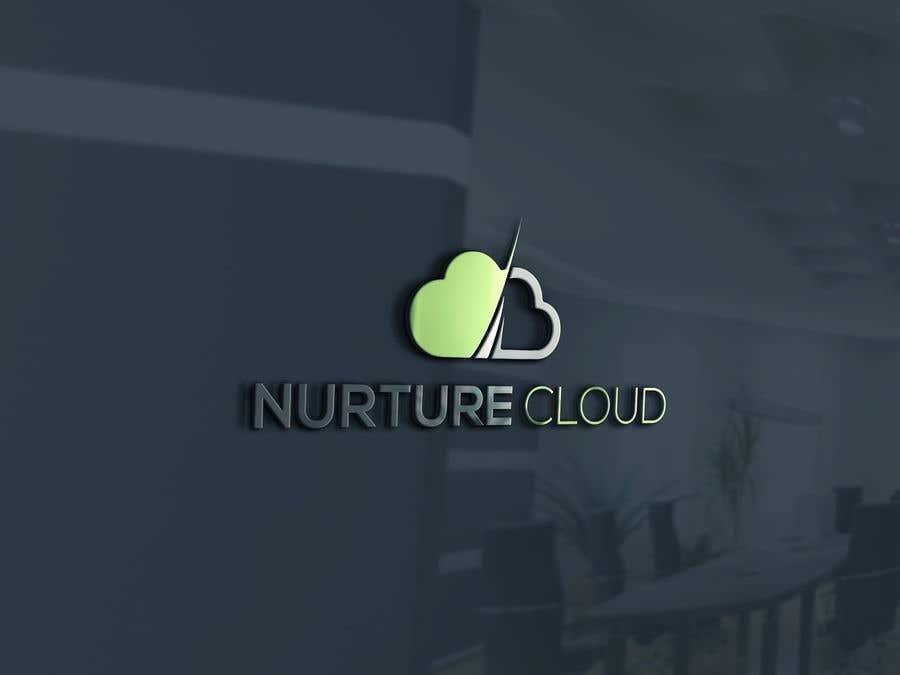 Penyertaan Peraduan #27 untuk Logo Design for a Cloud CRM