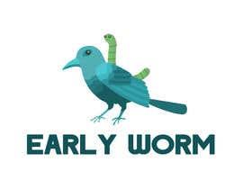 "#92 cho Logo representing ""The early worm gets the bird"" bởi tessarev93"