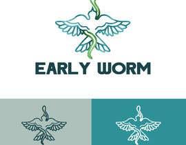 "#93 cho Logo representing ""The early worm gets the bird"" bởi tessarev93"