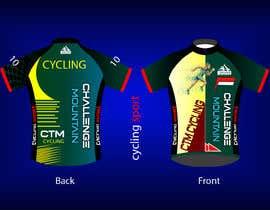 nº 39 pour CTM Cycling Jersey par mdmokibur