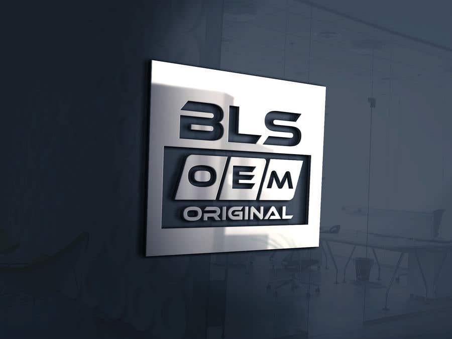 Proposition n°19 du concours BLS logo same color with different design