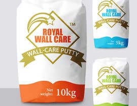 nº 9 pour Design a creative packing cover for Wall care putty par b3ast61