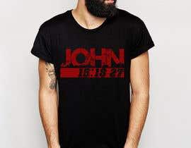 #29 for John 15:18-27 T-shirt design by Rezaulkarimh