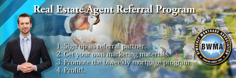 "Kilpailutyö #4 kilpailussa Need website banner for ""Real Estate Agent Referral Program"""