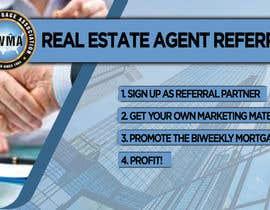 "Nro 9 kilpailuun Need website banner for ""Real Estate Agent Referral Program"" käyttäjältä GFXMENTOR"