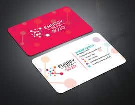 Nro 34 kilpailuun Business card made with emojis käyttäjältä abdulmonayem85