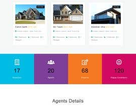 #43 for Design a new homepage for a construction company. af jahangir505