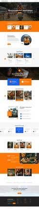 Konkurrenceindlæg #45 billede for Design a new homepage for a construction company.