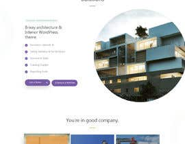 #6 for Design a new homepage for a construction company. af SimranChandok