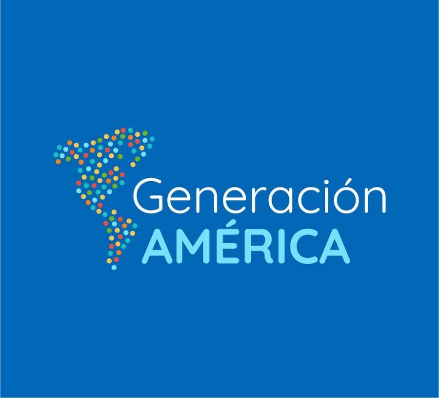Inscrição nº 4 do Concurso para Generación America
