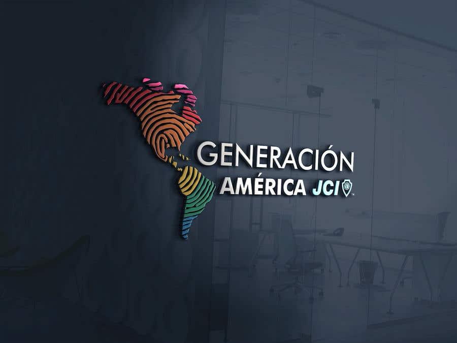 Inscrição nº 10 do Concurso para Generación America