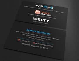 nº 1 pour Design Business Card (I have 3 companies) par rockonmamun