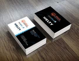 nº 25 pour Design Business Card (I have 3 companies) par mousumi09